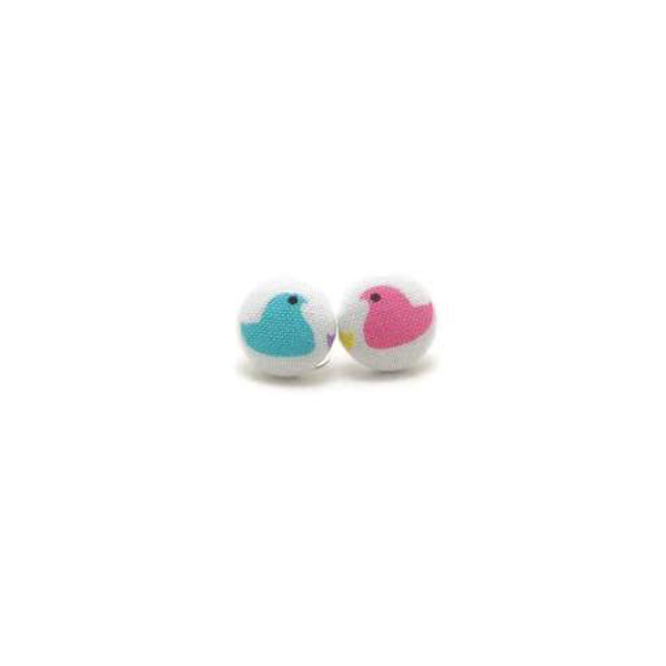Peeps Easter Earrings Studs
