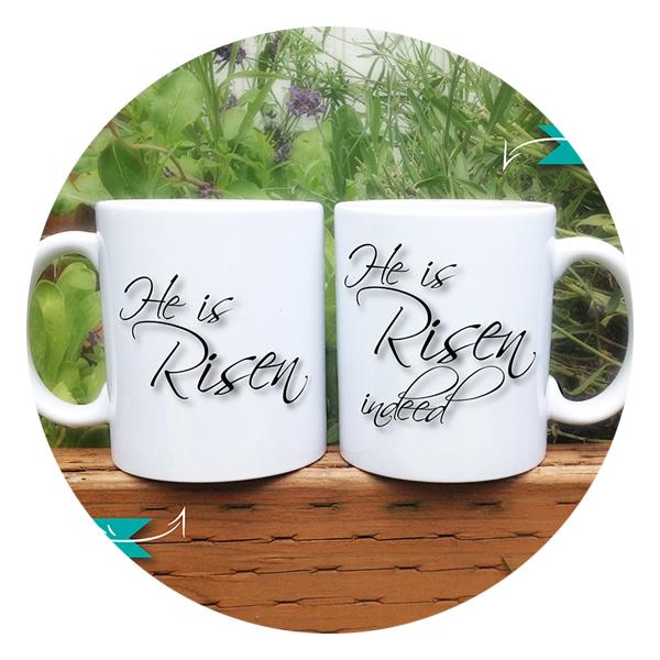 Risen Mug