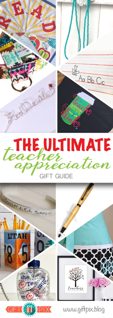 The Ultimate Teacher Appreciation Gift Guide