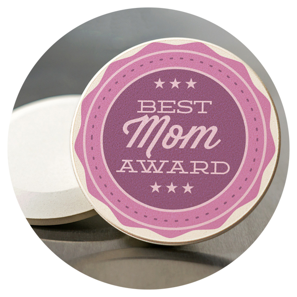 Car Coasters Mothers Day Gift