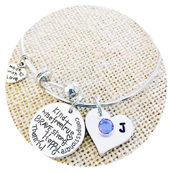 Charm Bracelet Mothers Day