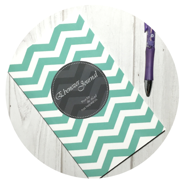 Chevron Prayer Journal